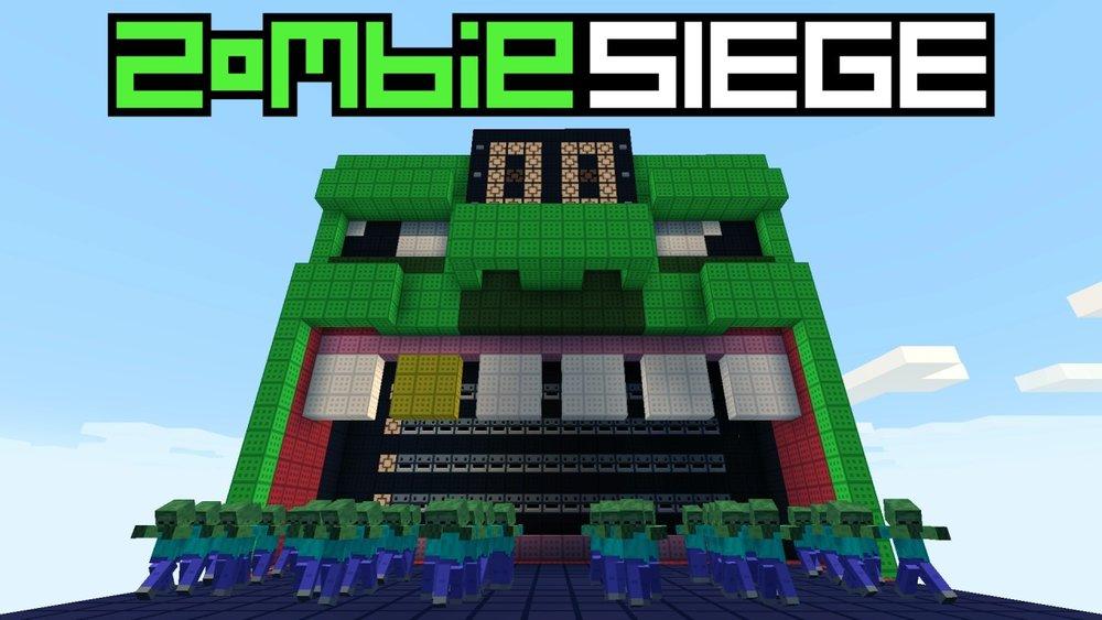 Zombie Siege скриншот 1