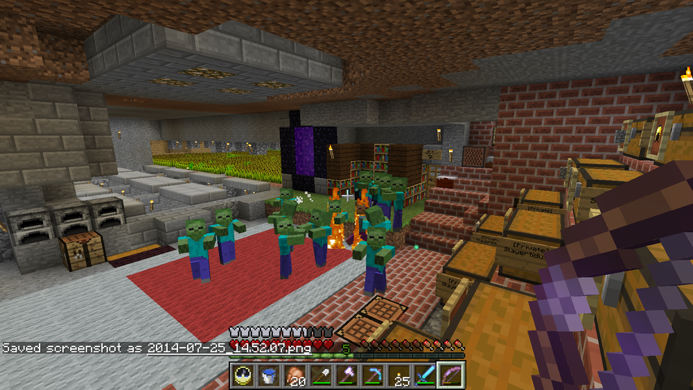 Zombie Siege скриншот 3