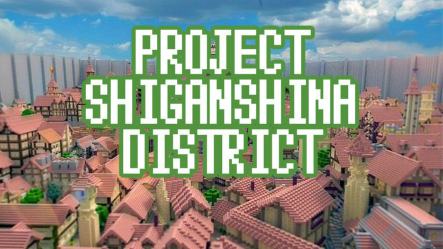 Project Shiganshina District скриншот 1