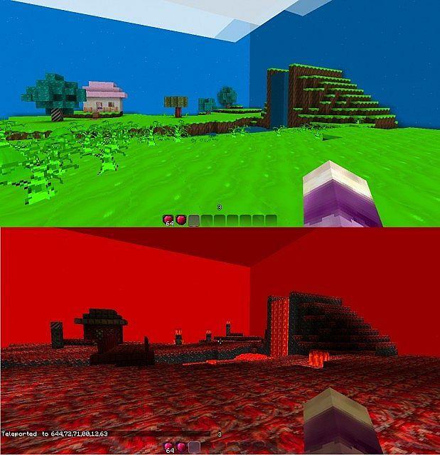 Dimension jumper скриншот 2