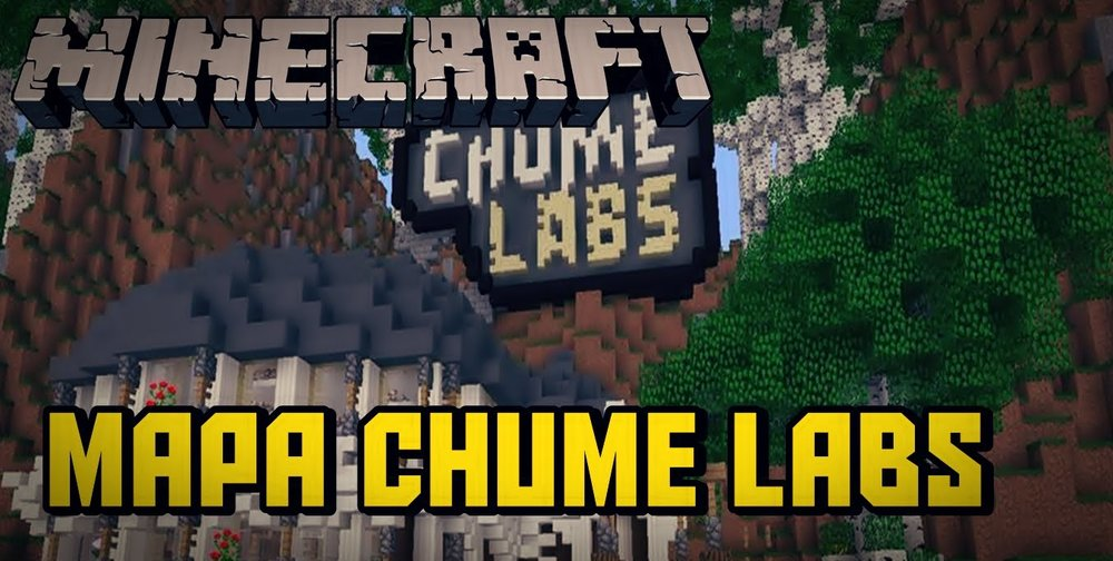 TazerCraft - Chume Labs 2 скриншот 1