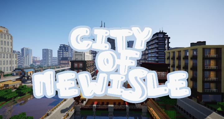 City of Newisle скриншот 1