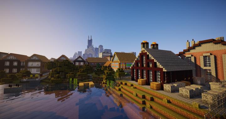 City of Newisle скриншот 2