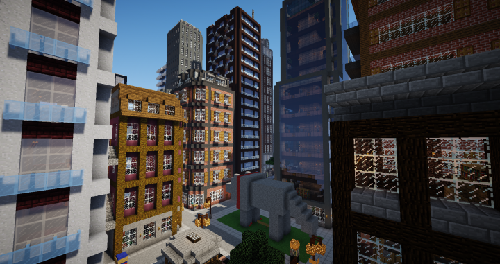 City of Newisle скриншот 3