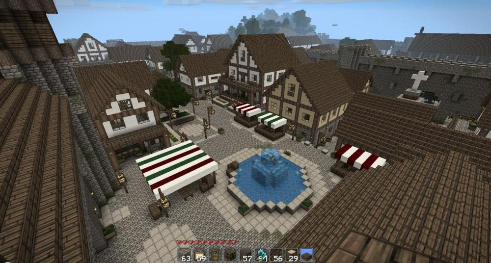 Oddworld's Medieval Town скриншот 3