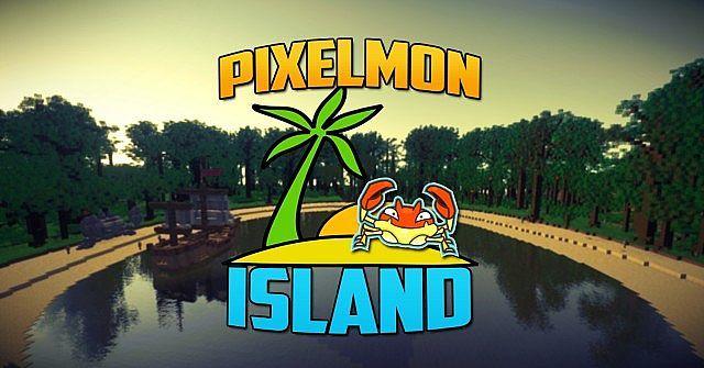Elite Pixelmon Island скриншот 1