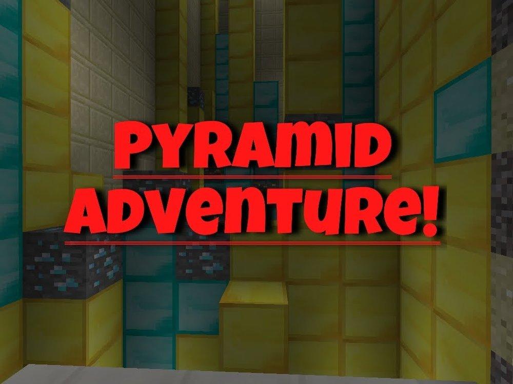 Pyramid Adventure скриншот 1