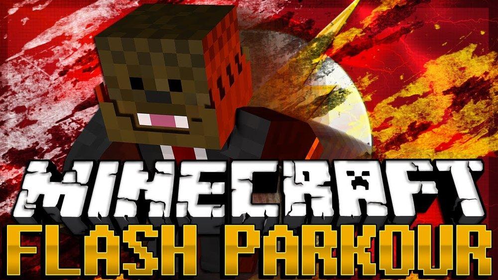 Flash Parkour скриншот 1