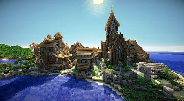 Spawn town Crunport скриншот 3