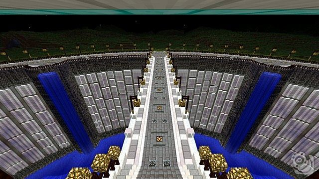 Futuristic Server Spawn скриншот 2