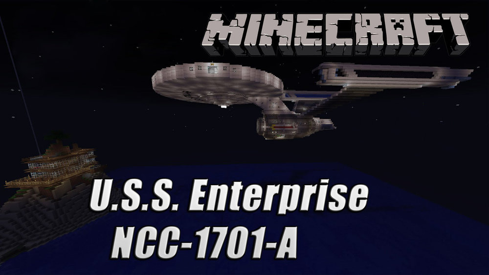 USS Enterprise NCC-1701A скриншот 1