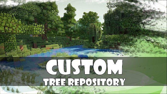 Custom Tree Repository скриншот 1