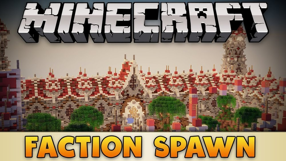 Factions Server Spawn скриншот 1