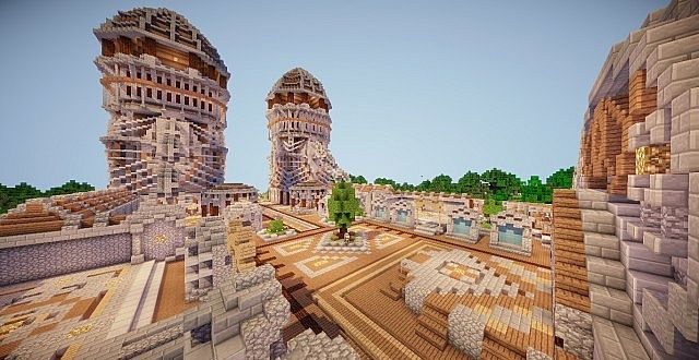 Factions Server Spawn скриншот 2