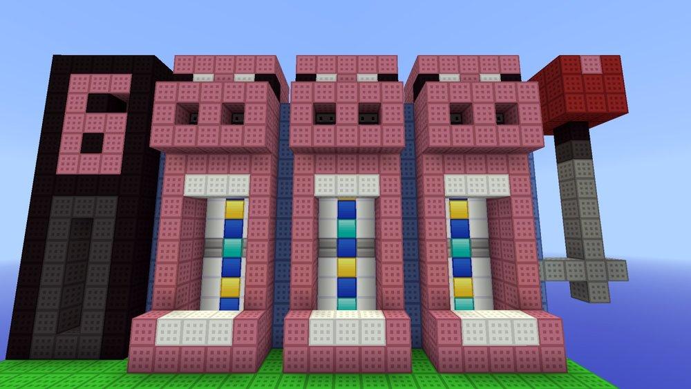 SUPER Pig Powered Slot Machine скриншот 3