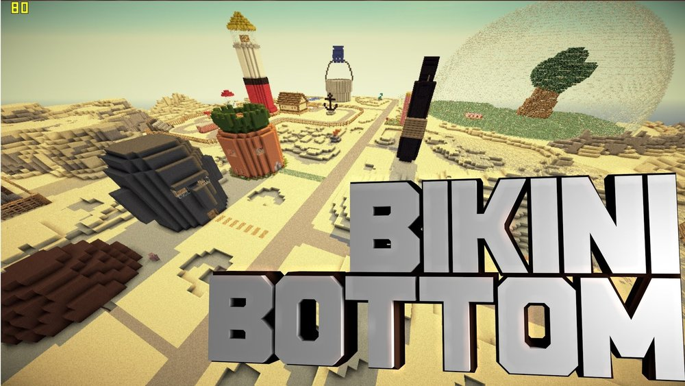 Bikini Bottom скриншот 1