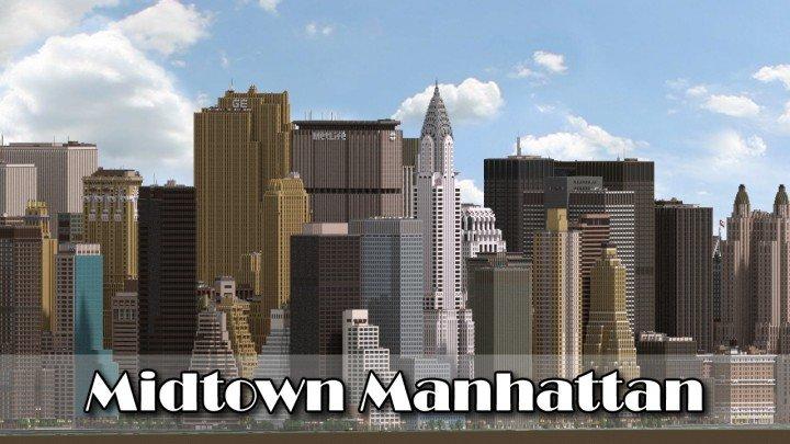 Midtown Manhattan скриншот 1