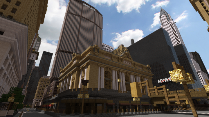 Midtown Manhattan скриншот 2