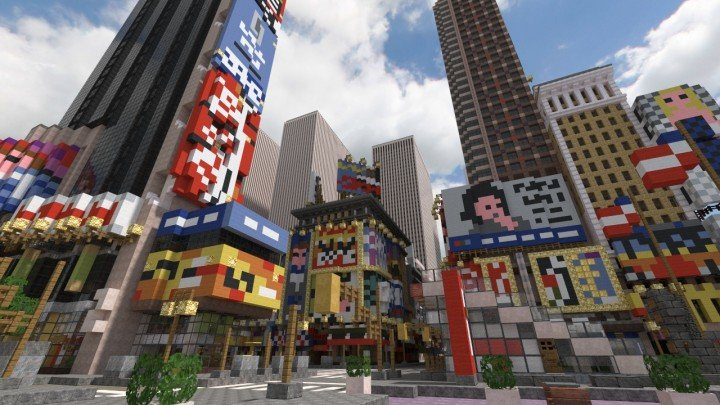 Midtown Manhattan скриншот 3