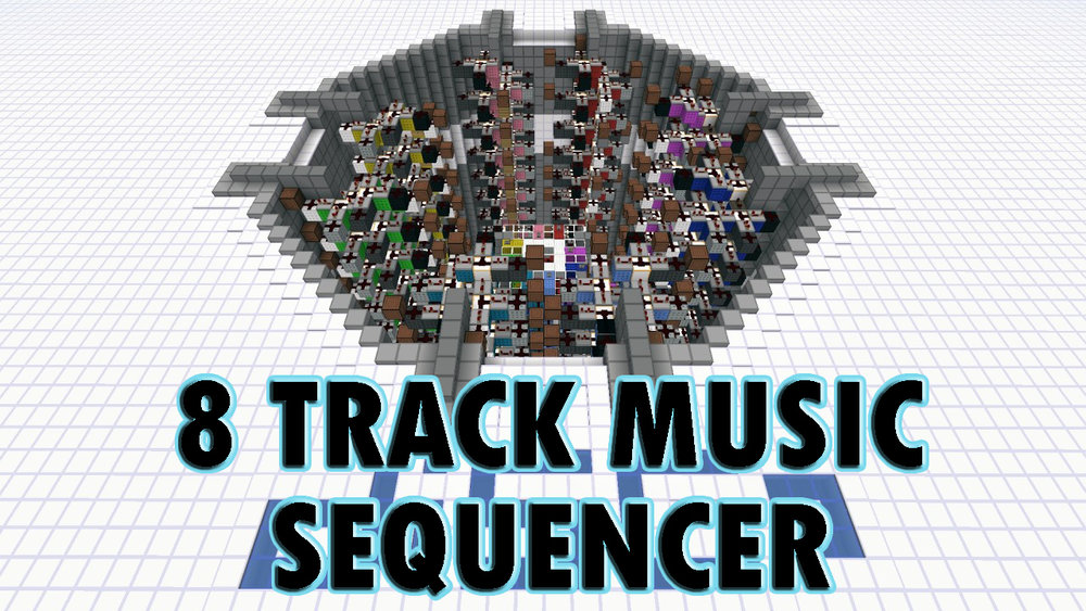 8 Track Music Sequencer скриншот 1