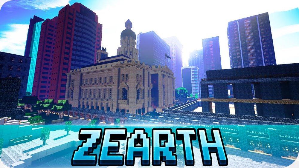 Project Zearth скрииншот 1