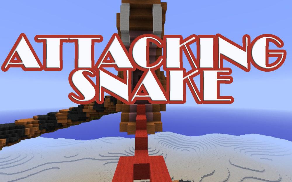 Attacking Snake скриншот 1