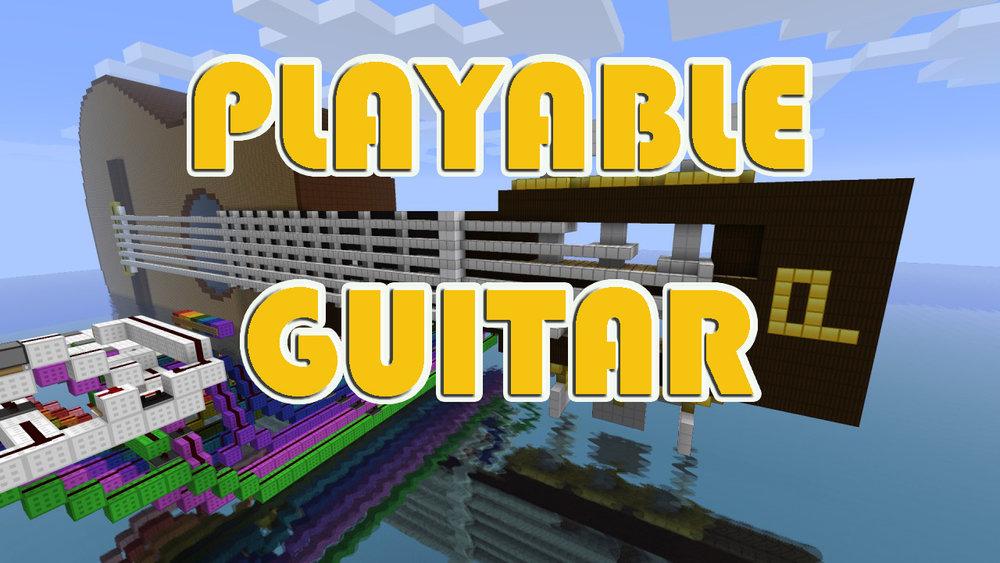 Playable Guitar скриншот 1