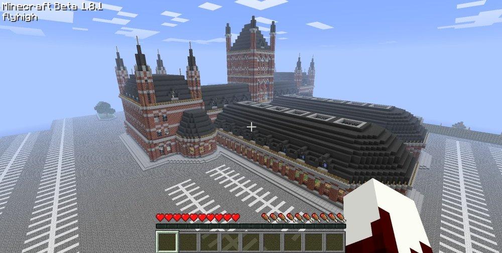 Epic Train Station скриншот 2
