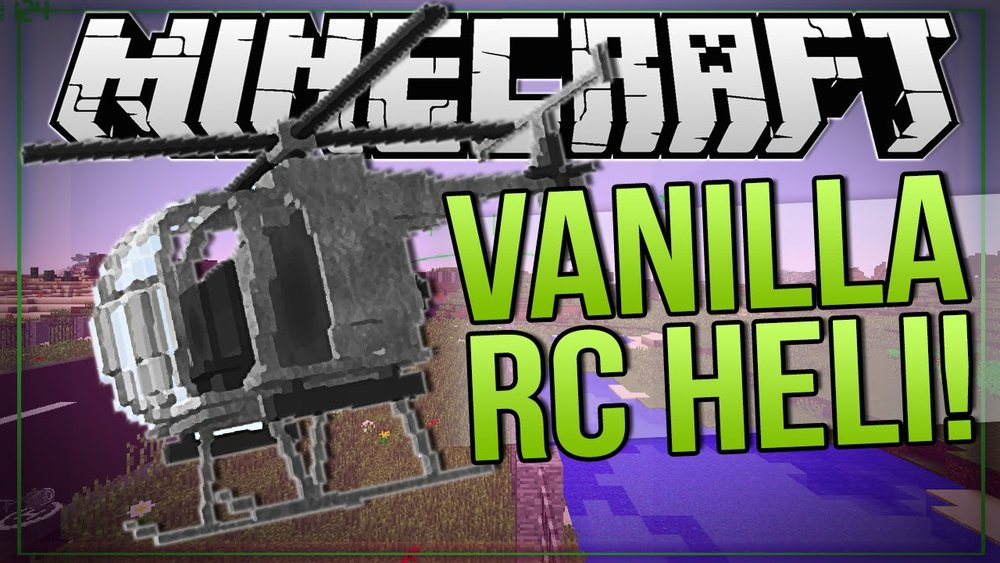 Vanilla RC Helicopter скриншот 1