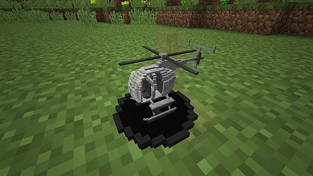 Vanilla RC Helicopter скриншот 2