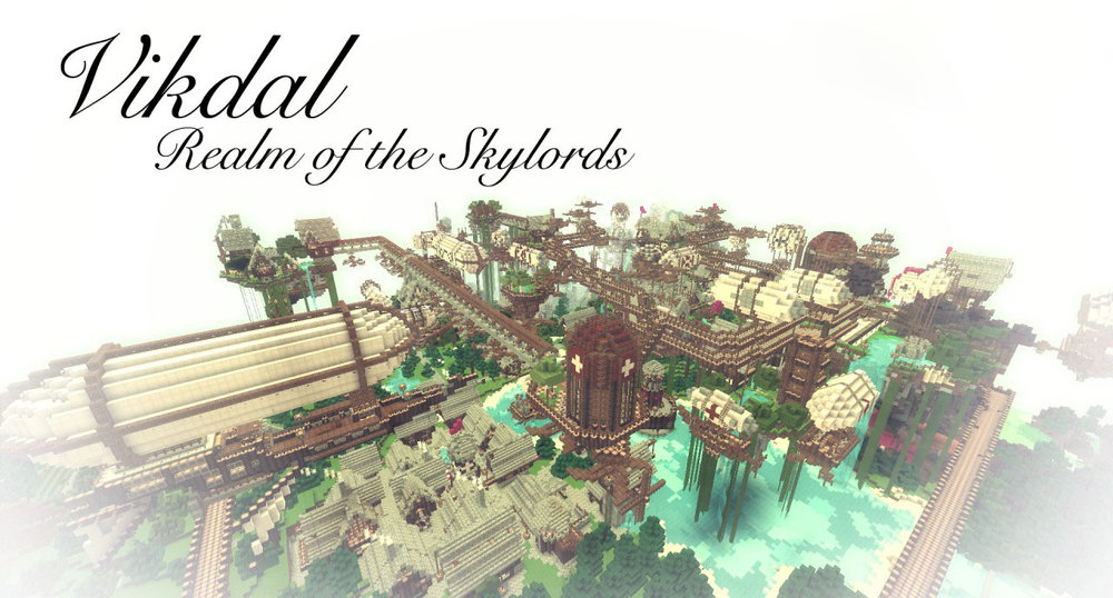 Vikdal - Realm of the Skylords скриншот 1