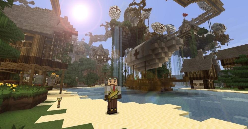 Vikdal - Realm of the Skylords скриншот 2