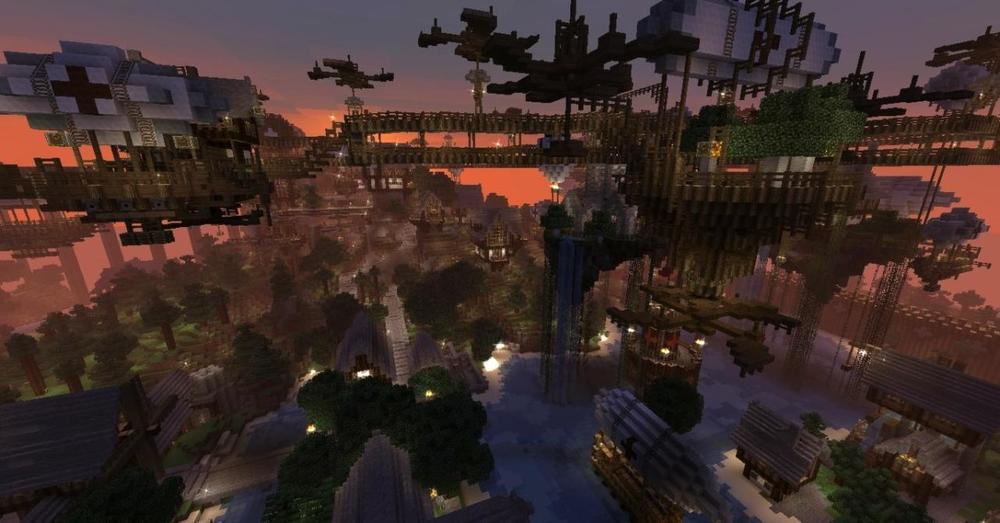 Vikdal - Realm of the Skylords скриншот 3