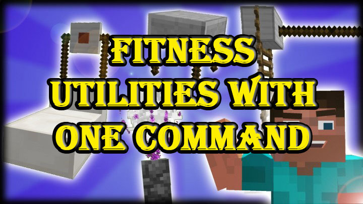 Fitness Utilities with One Command скриншот 1