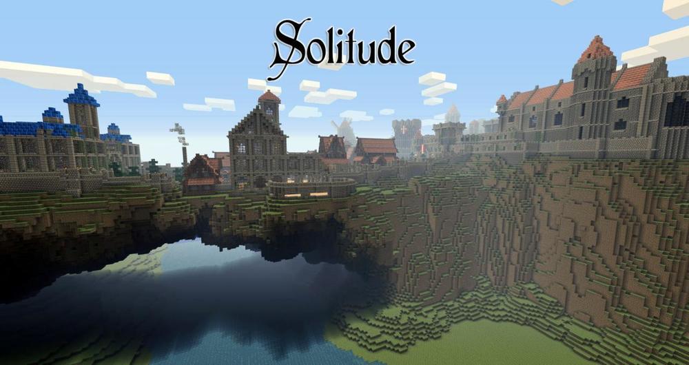 Solitude скриншот 1
