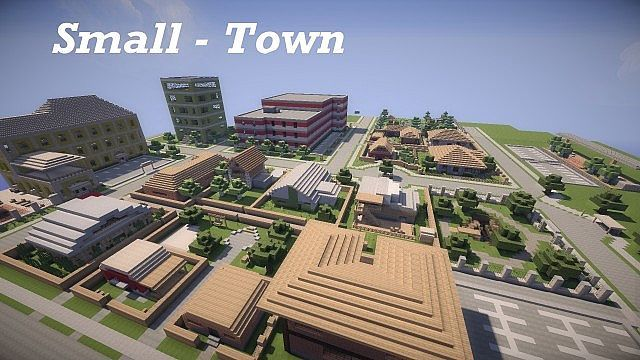 Small-Town скриншот 1