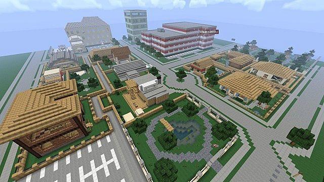 Small-Town скриншот 2