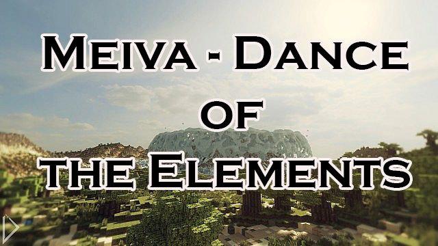 Meiva - Dance of the Elements скриншот 1