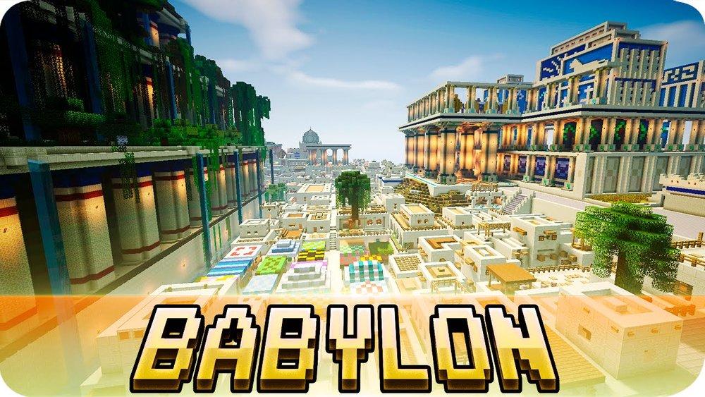 BABYLON скриншот 1