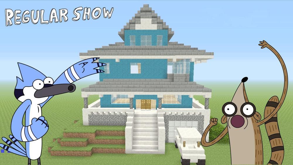 Regular Show скриншот 1