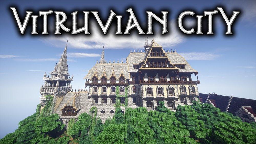 Vitruvian Castle скриншот 1