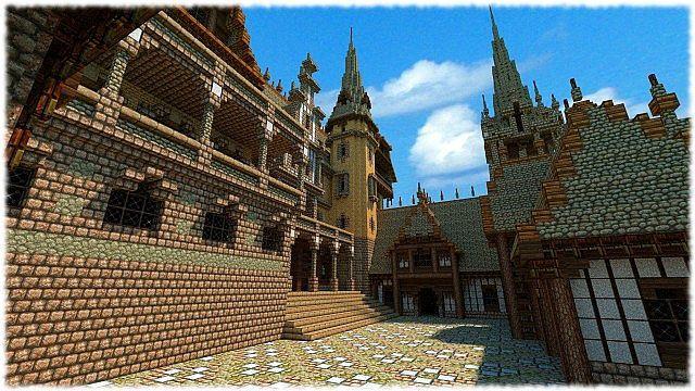 Vitruvian Castle скриншот 3