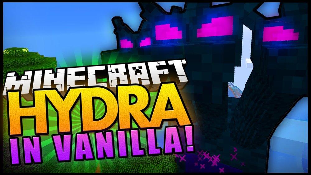 Hydra in Vanilla скриншот 1
