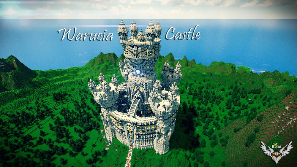 Warucia Castle скриншот 1