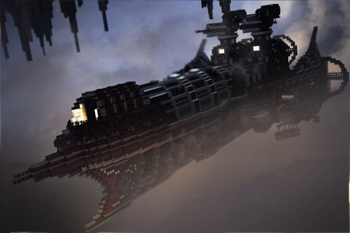 Imperial Ironclad Airship скриншот 2