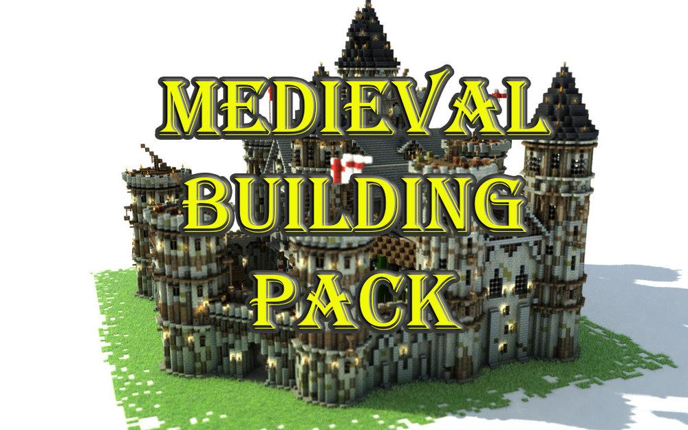 Medieval building pack скриншот 1