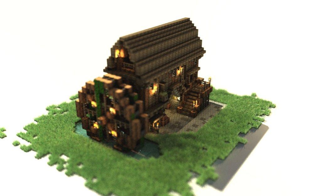 Medieval building pack скриншот 2