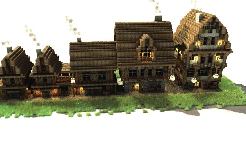 Medieval building pack скриншот 3