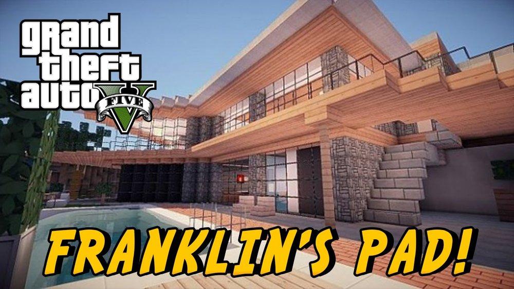 GTA V - Franklin's Pad скриншот 1