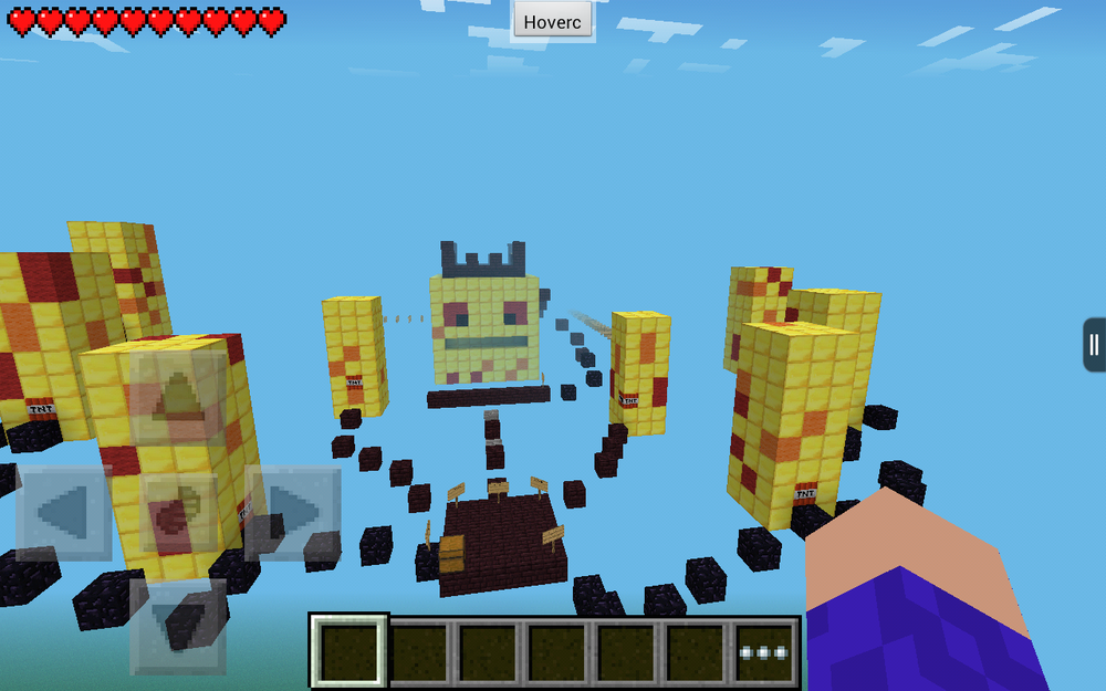 Blaze Boss Fight скриншот 3